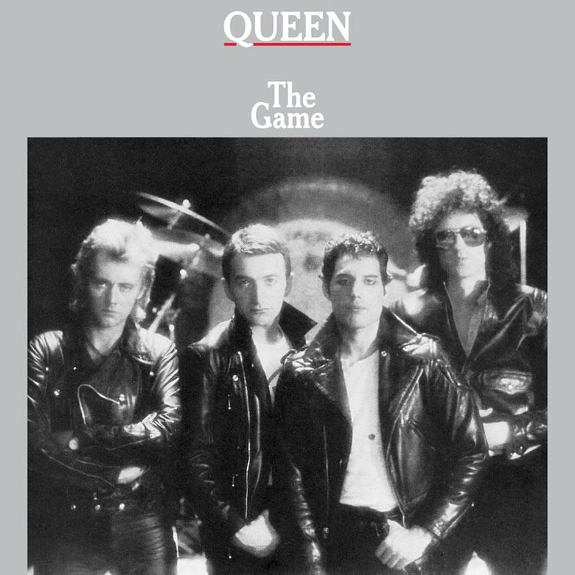 Обложка альбома The Game (1980)