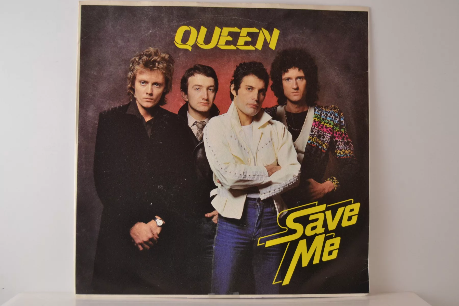 Обложка сингла Save Me (1980)