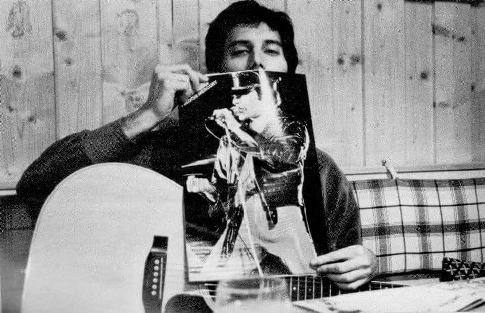 Фредди Меркьюри в Musicland Studios, Мюнхен (лето 1979 года)