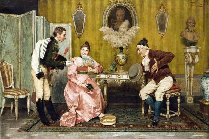 Small talk в русской классической литературе