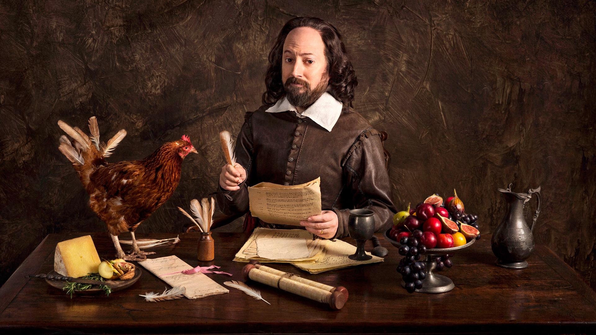Баннер к сериалу «Уильям наш, Шекспир» (2016 — 2018)