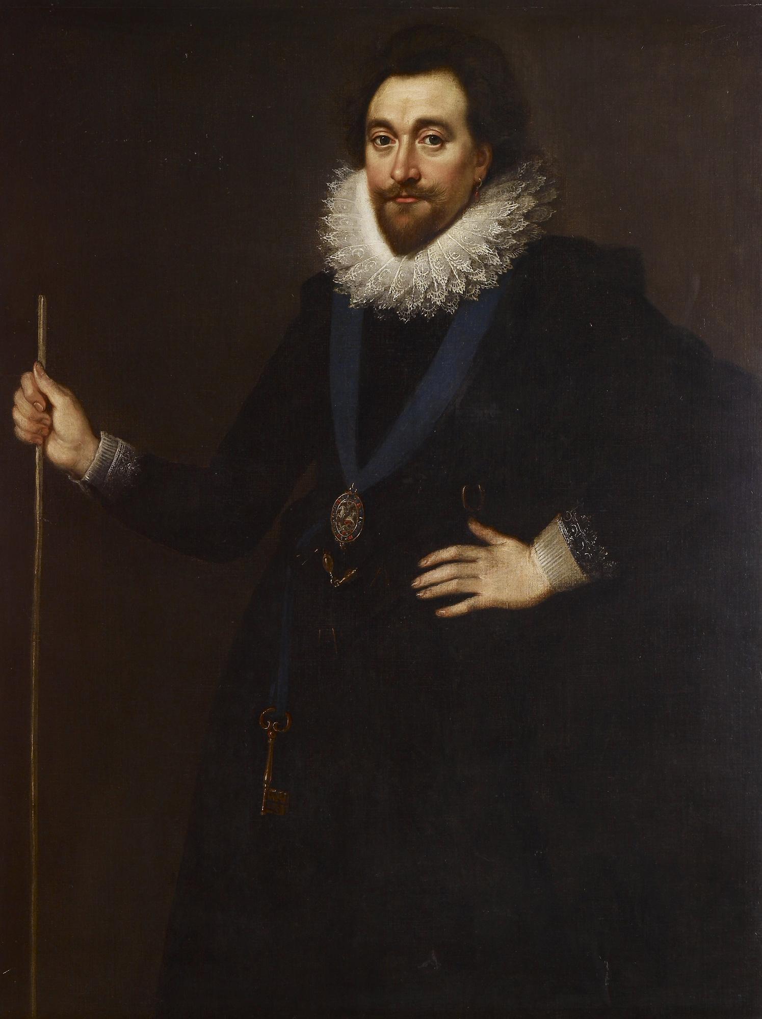 Уильям Герберт, 3-й граф Пембрук (1580 — 1630), издатель первого собрания сочинений Шекспира