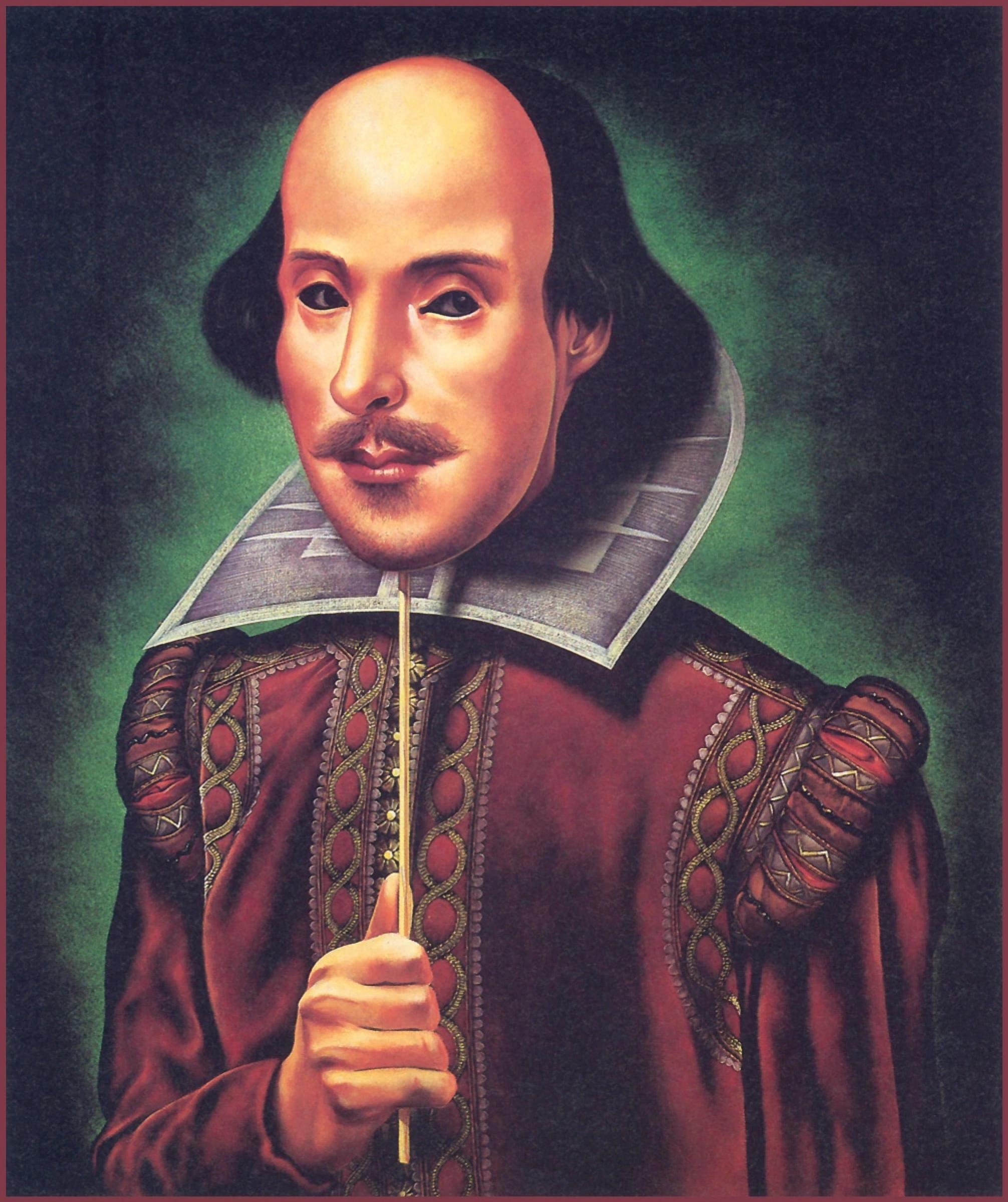 Марк Харрисон «Таинственный Шекспир»
