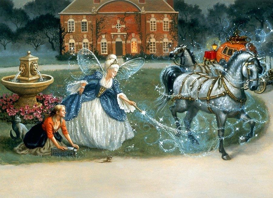 Рут Сандерсон «Волшебство Феи»