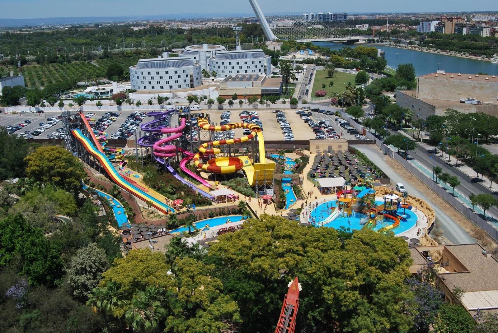 Парк развлечений «Волшебный остров» (Isla Magica)
