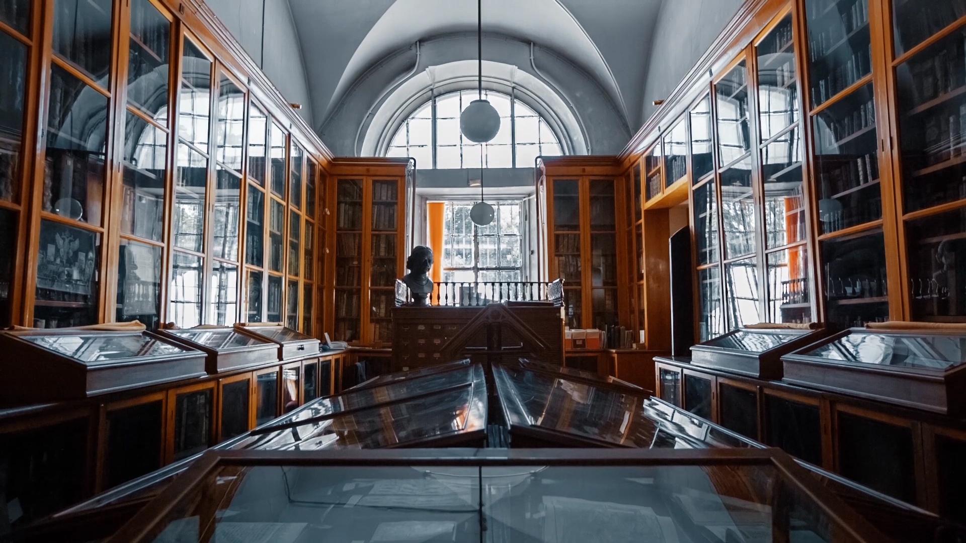 Фото с сайта Российской Национальной библиотеки