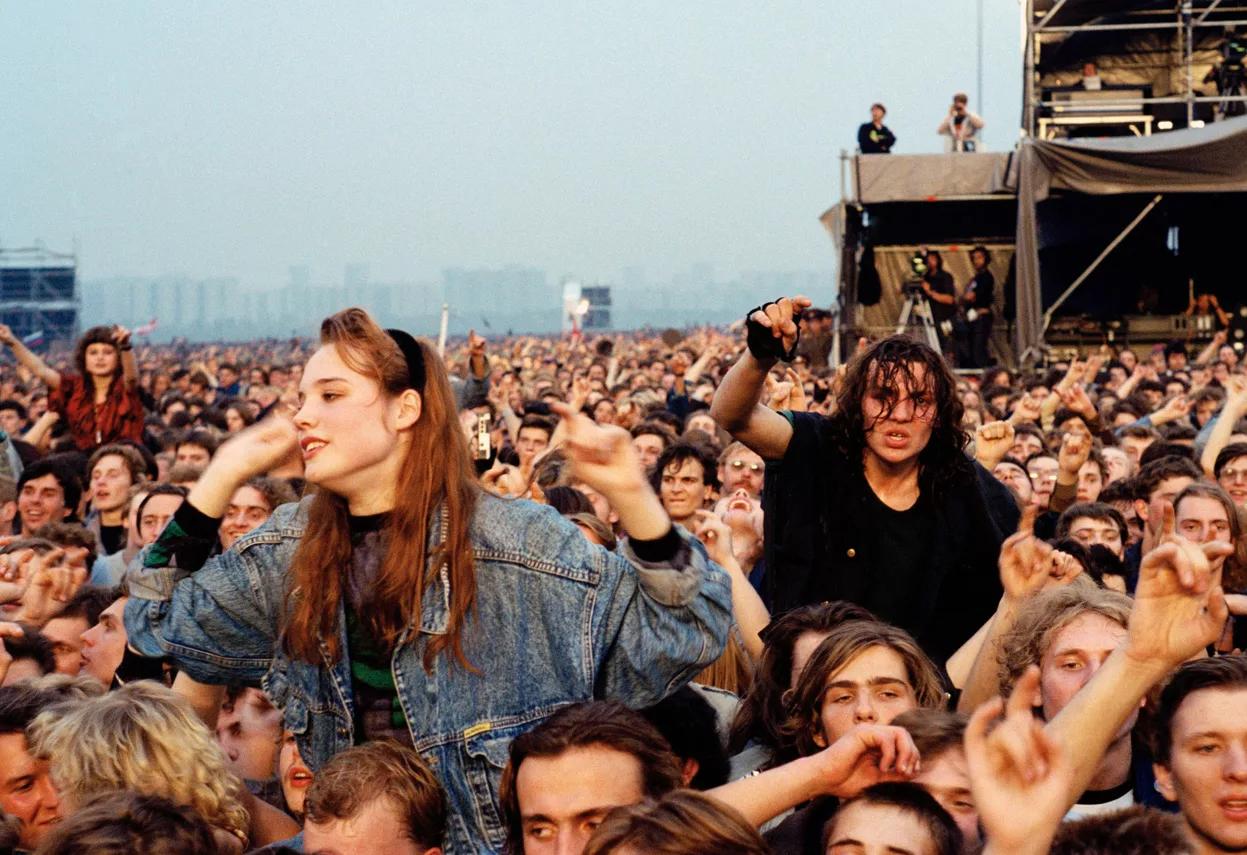 Фестиваль «Монстры рока в Тушино», 28 сентября 1991 года