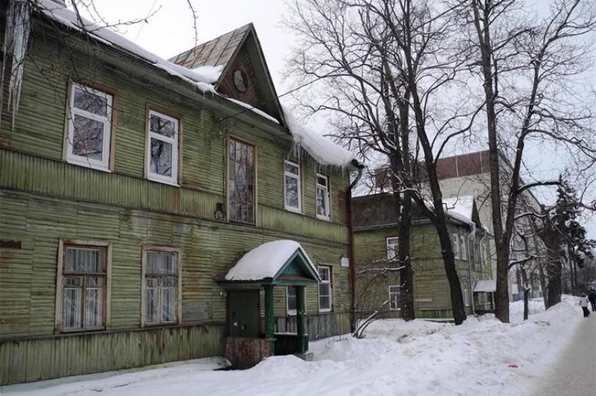 Дом Куприна в Гатчине: современное состояние