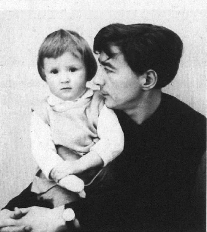 Эдуард Успенский и его дочка Татьяна