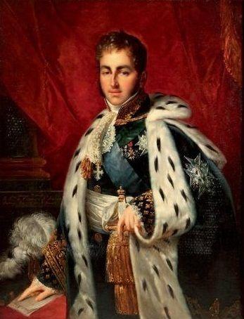 Герцог Жюль Огюст Арман Мари де Полиньяк (1780 — 1847)