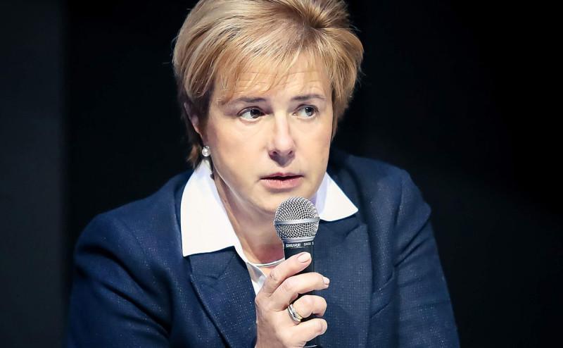 Директор РГДБ Мария Веденяпина