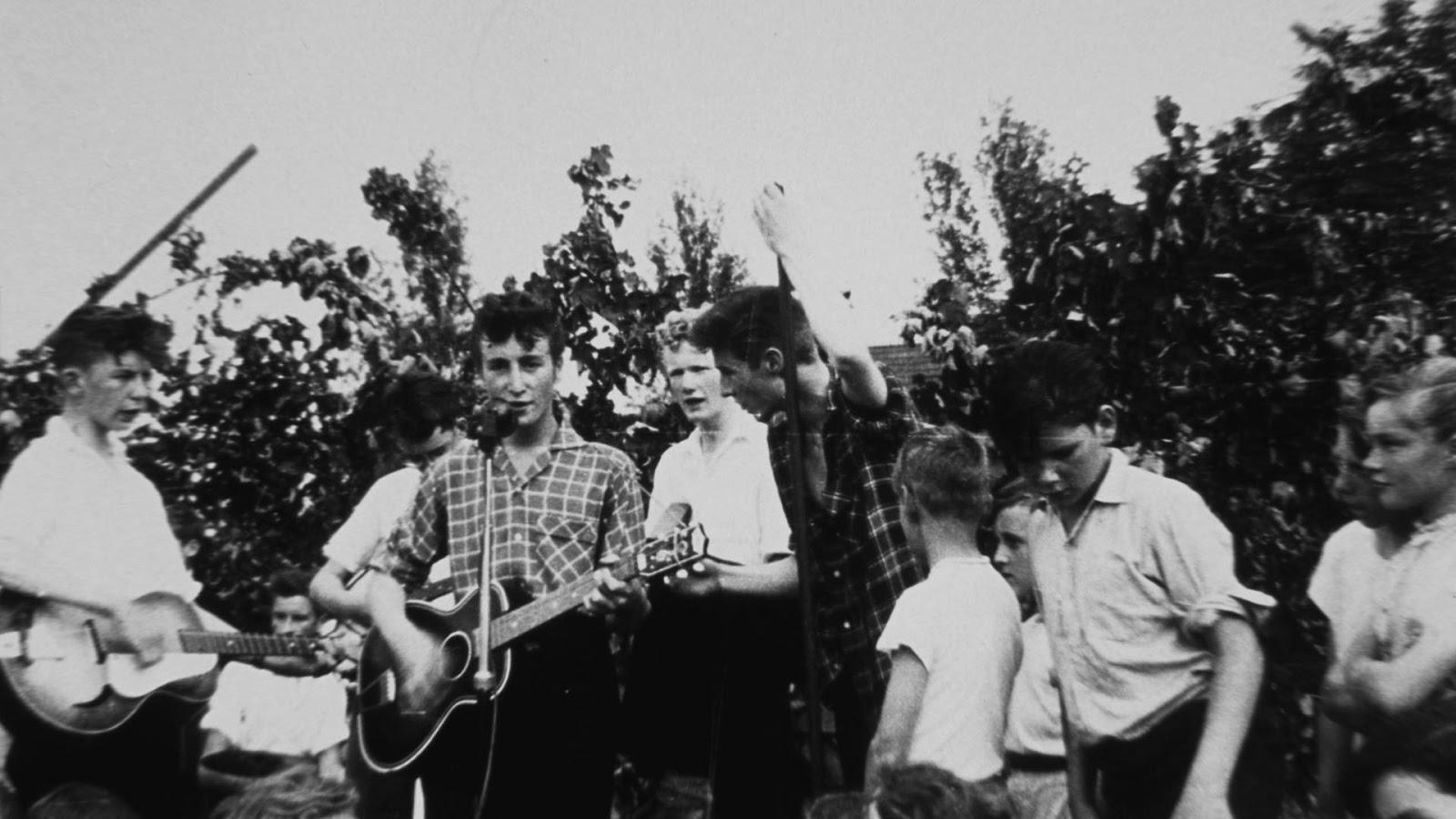 The Quarrymen, 6 июля 1957 года (день знакомства Джона Леннона и Пола Маккартни)