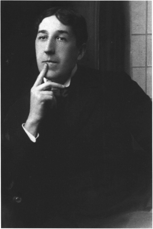 «Русский Оскар Уайльд» — Игорь Северянин. 1914 год. Источник фото: www.poet-severyanin.ru