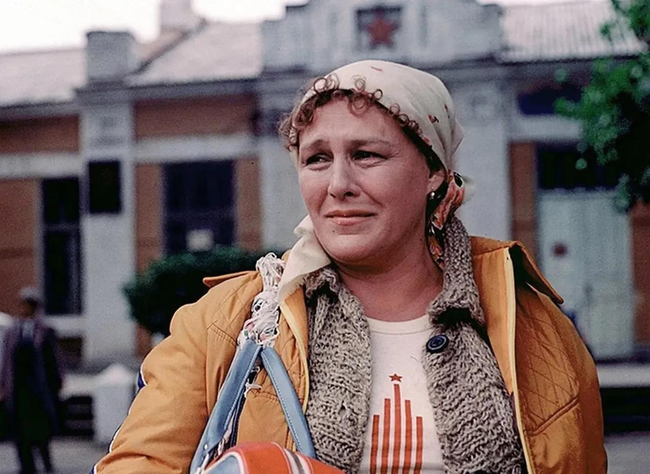 Кадр из фильма «Родня» (1981)