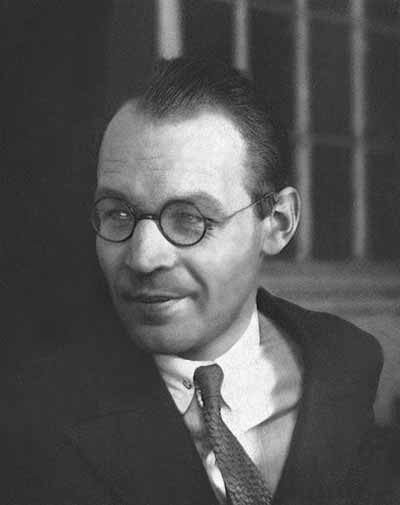А. А. Реформатский, начало 1930-х гг.