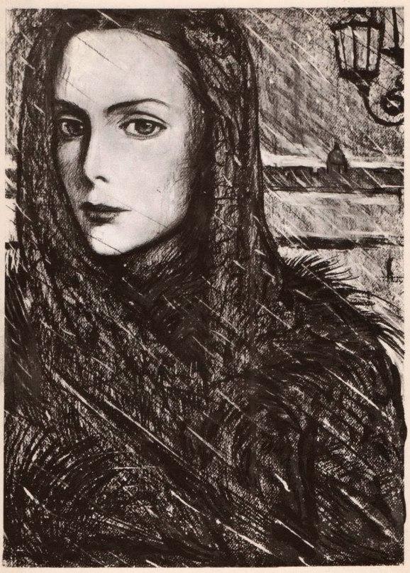 Иллюстрация Ильи Глазунова