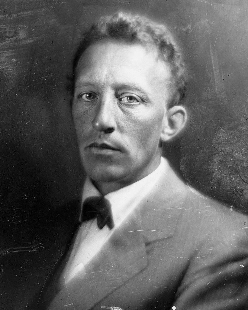 Александр Блок, 1920 г.