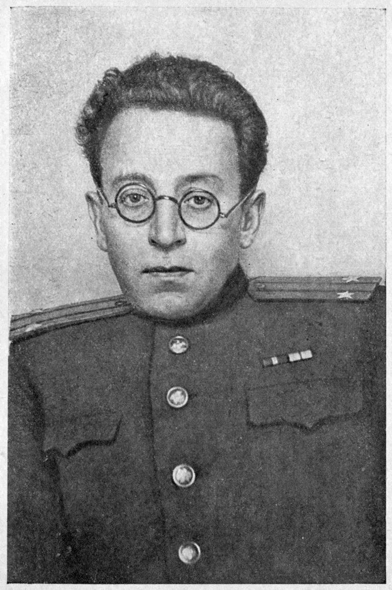 Василий Гроссман в годы Великой Отечественной войны