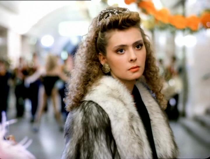 «Миллиардная!»  (Кадр из фильма «Настя» Георгия Данелия, 1993)