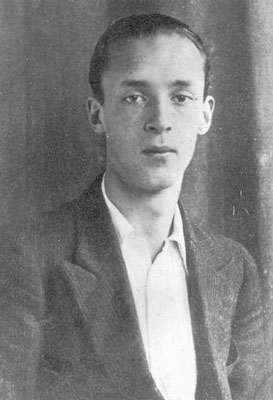 Юный Владимир Набоков
