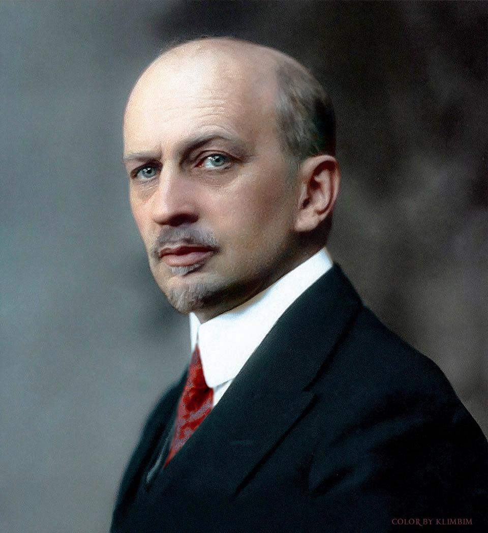 Иван Александрович Ильин (1883 — 1954)
