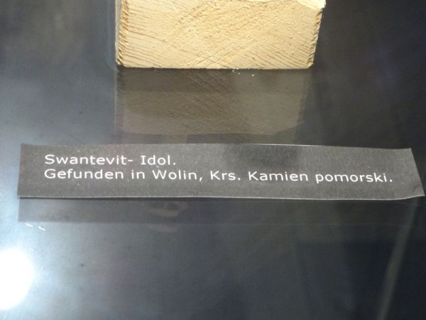 Идолы из музея Бергена на