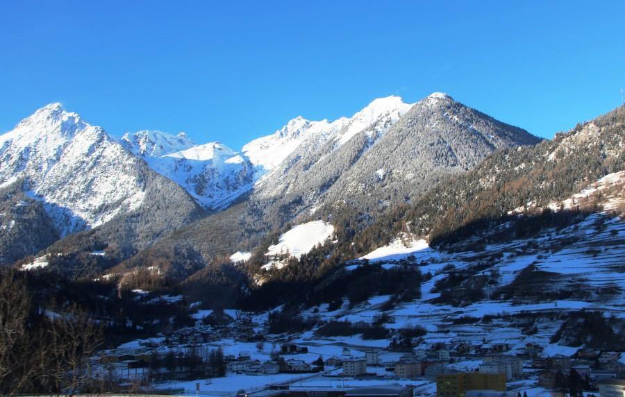 Альпы Швейцария 5