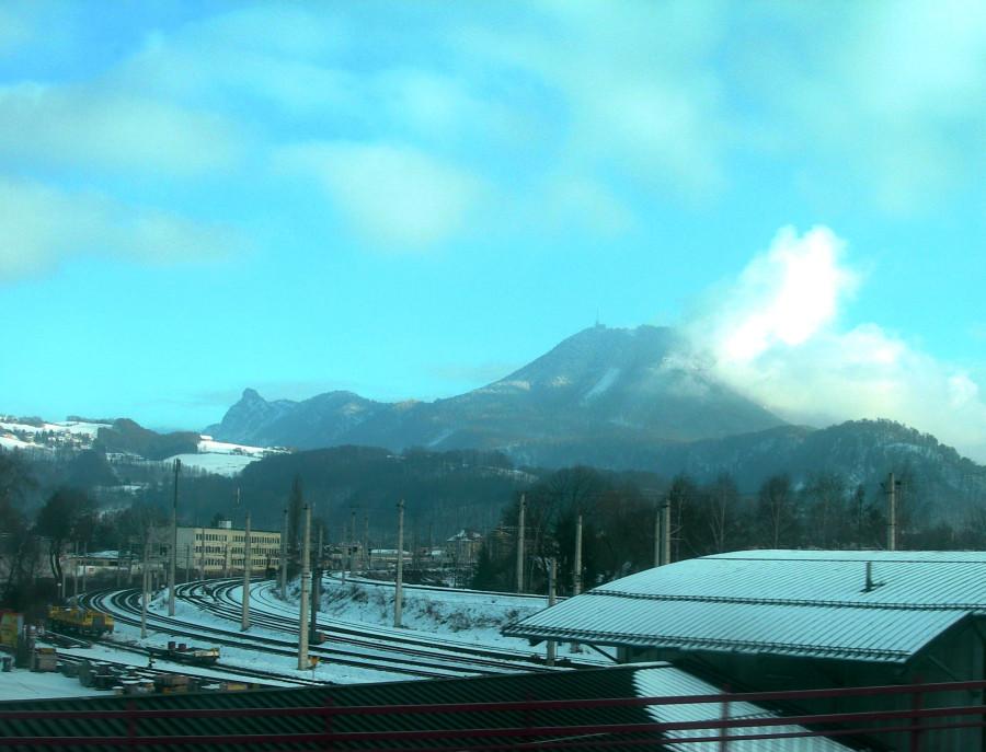 Альпы Австрия 4