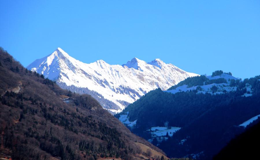 Альпы Щвейцария 6