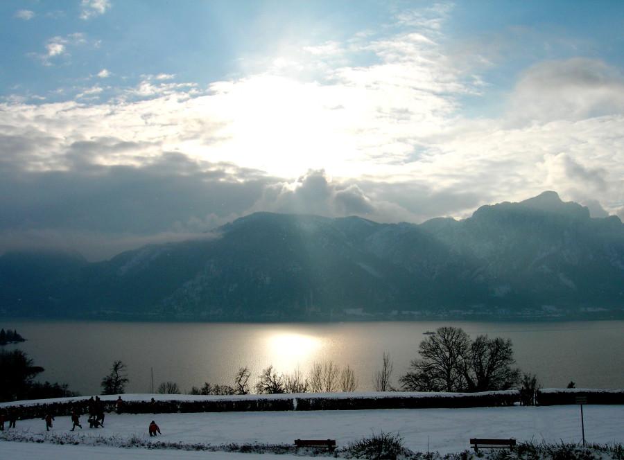 Альпы Австрия 3