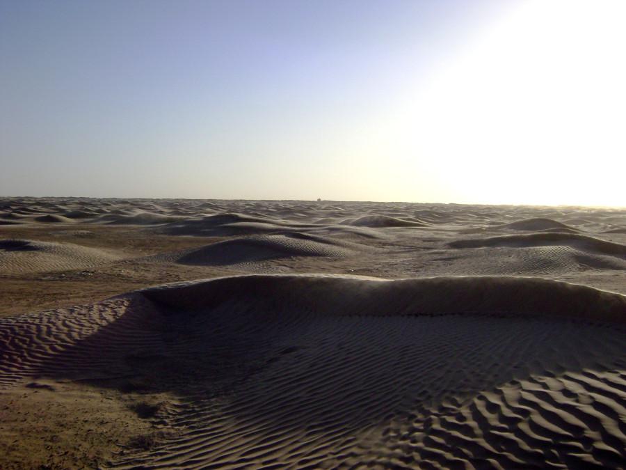 Сахара. Тунис