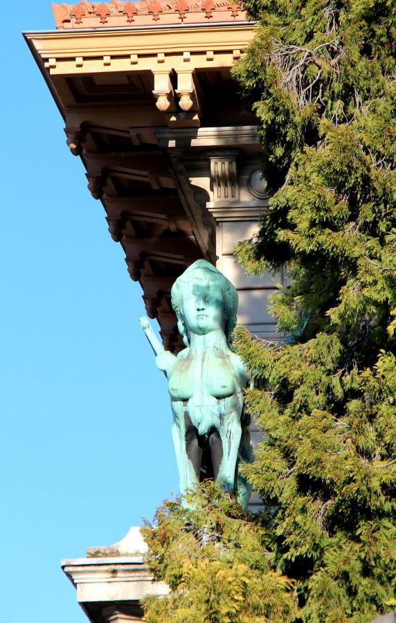 Дворец Рюмина. Лозанна