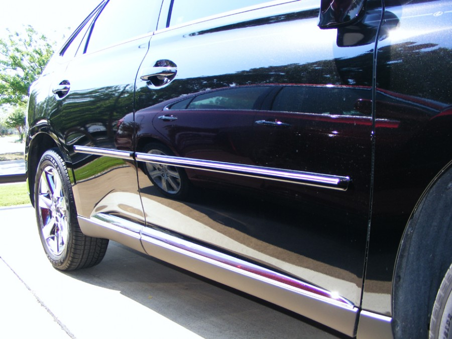 Vehicle Pinstriping Dallas TX