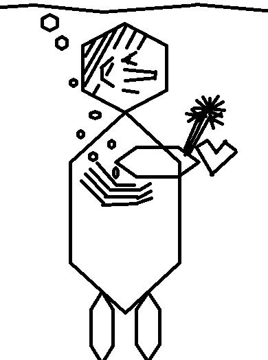 Казанова с жабрами