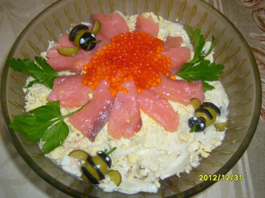 4. морепродукты