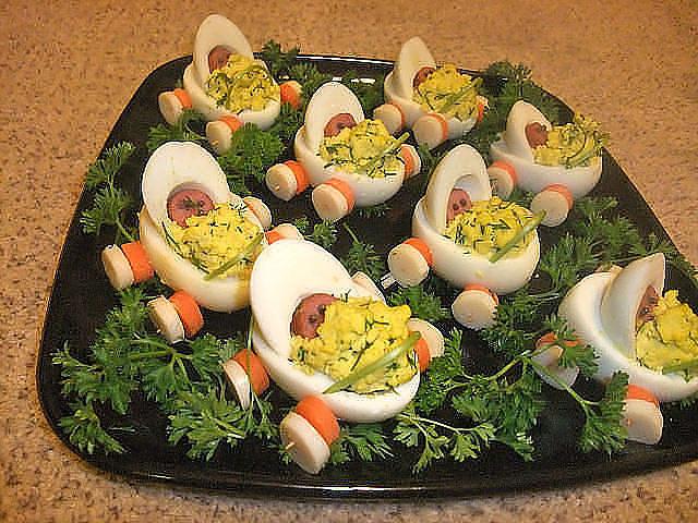 2 яйца фарш