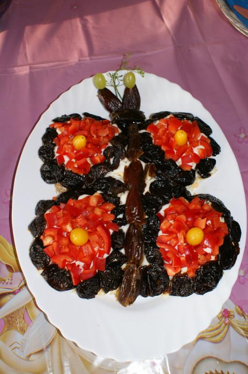 5 бабочка