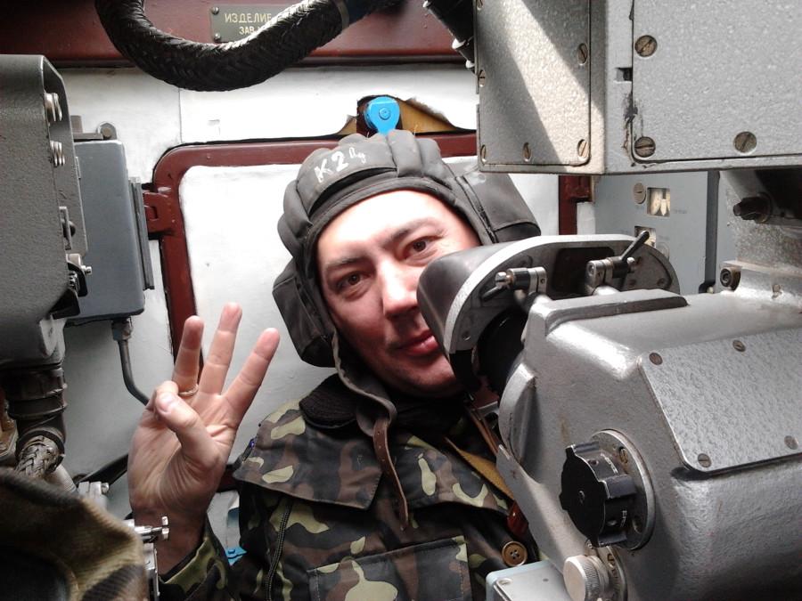 Dmytro tankist 2014-03-26