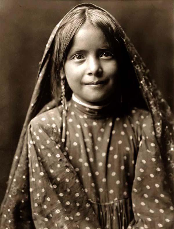Tewa-Indian-Child