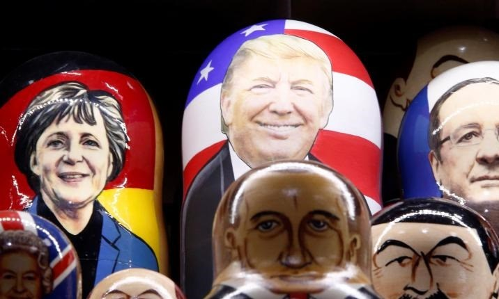 """Трампированная Европа: """"Путин, перелогиньтесь"""""""