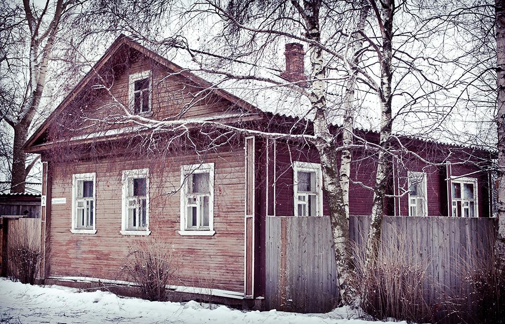 Жилой дом. Белозерск