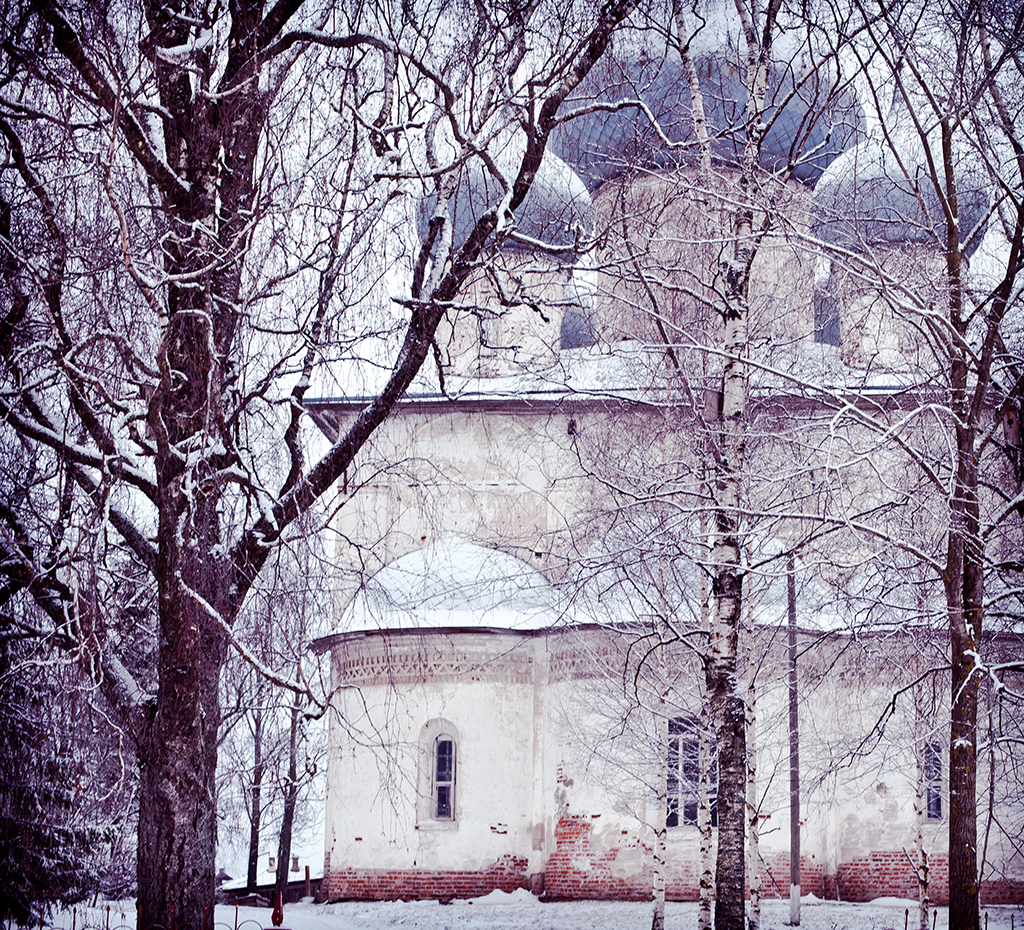 Собор Успения Пресвятой Богородицы 1553 года.