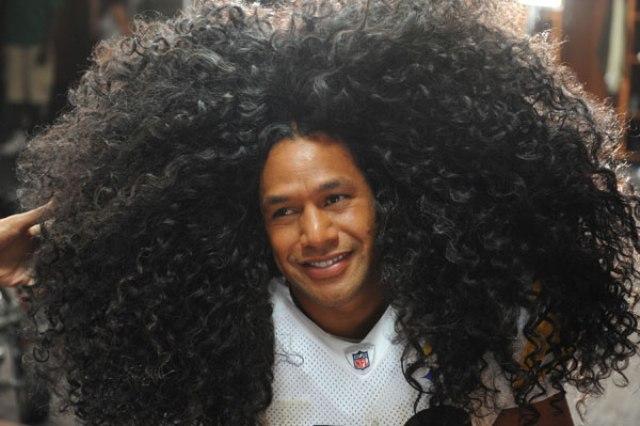 Самые густые волосы в мире фото