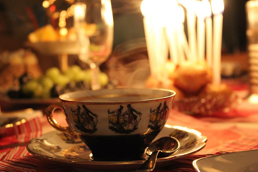 22- Чай