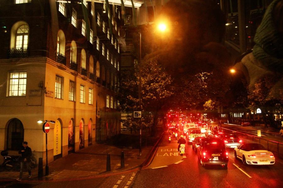 30 - Bus lane