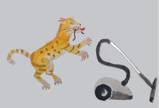 кот-победоносец