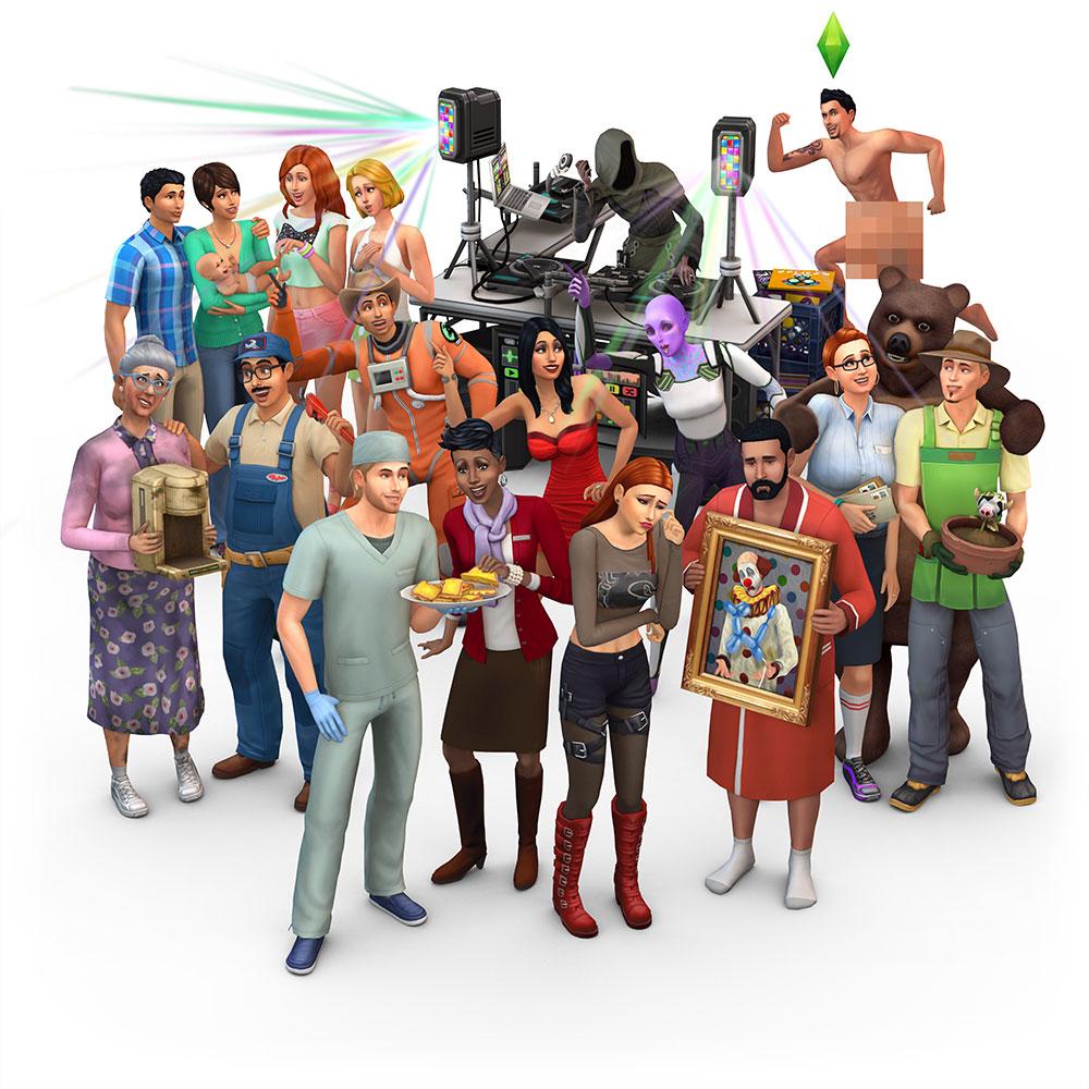 Sims 4 Оригинал Скачать Торрент - фото 11