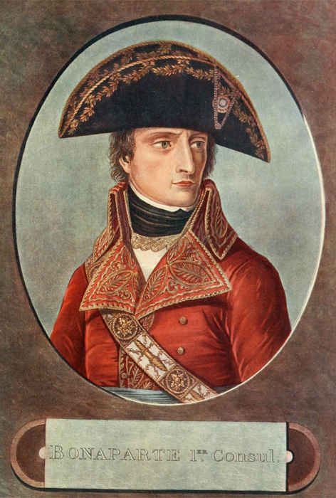 napoleon bonaparte Napoleon bonaparte (15 august 1769 – 5 may 1821) was a french military officer, emperor of france, and five-time.