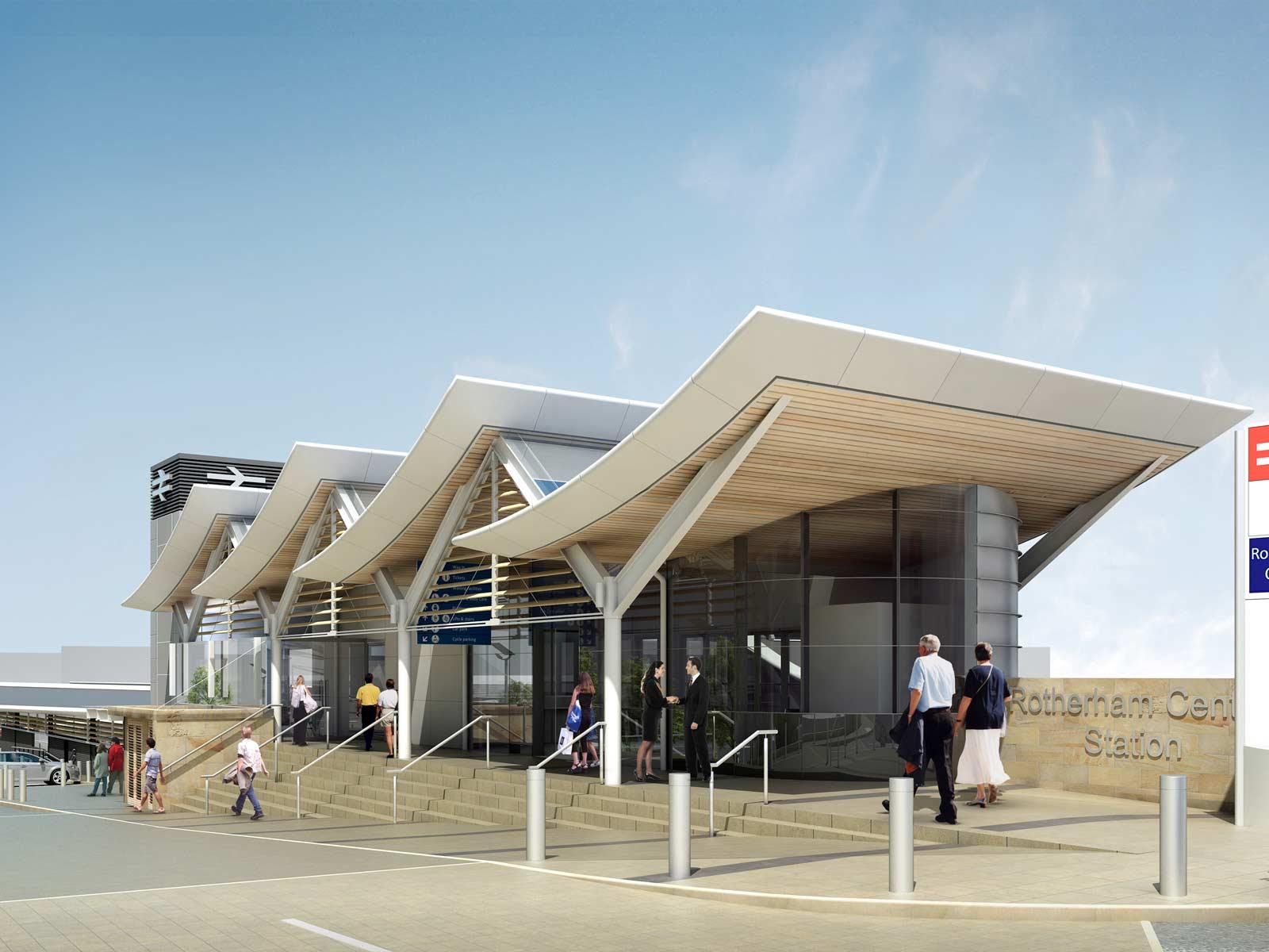 Rotherham-Station-Yorkshire-UK-Imaging