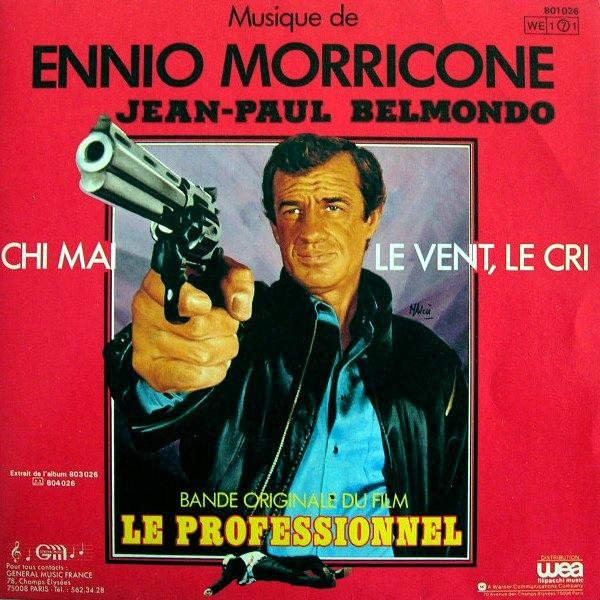 Ennio Morricone – Chi Mai - Le Professional.jpg